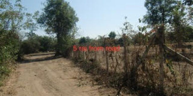 Land at Nam Phrae for sale-2